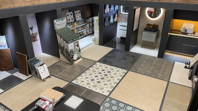 New Ca'Pietra at The Stone Gallery Showroom