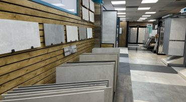 New Updated Ceramic Tile Warehouse Showroom