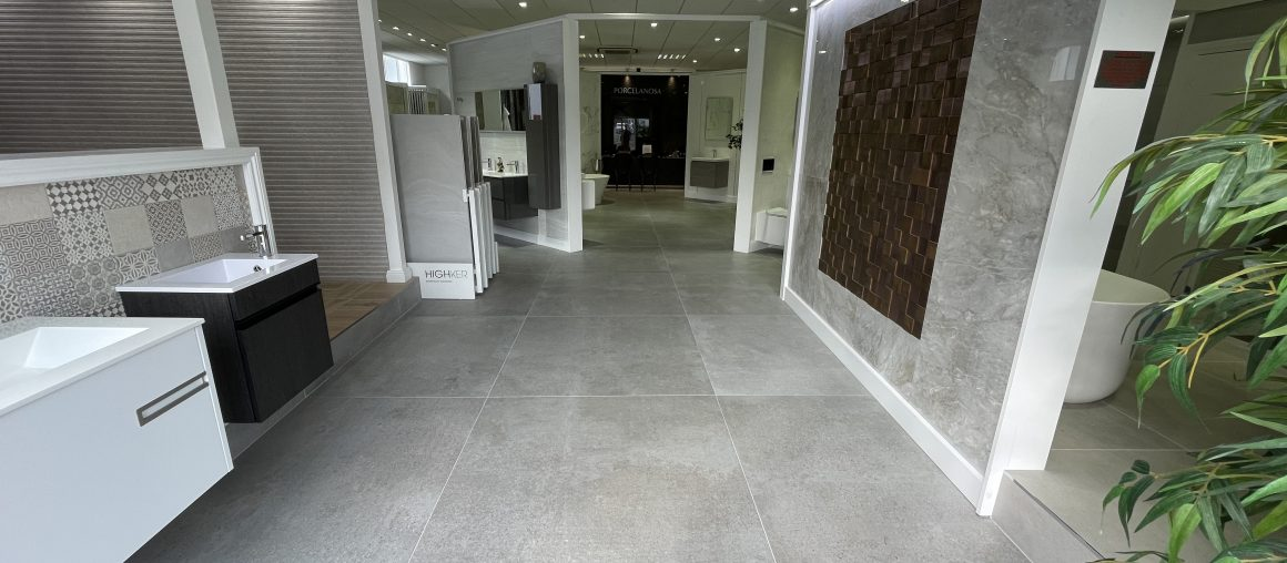 New Dedicated Porcelanosa Showroom